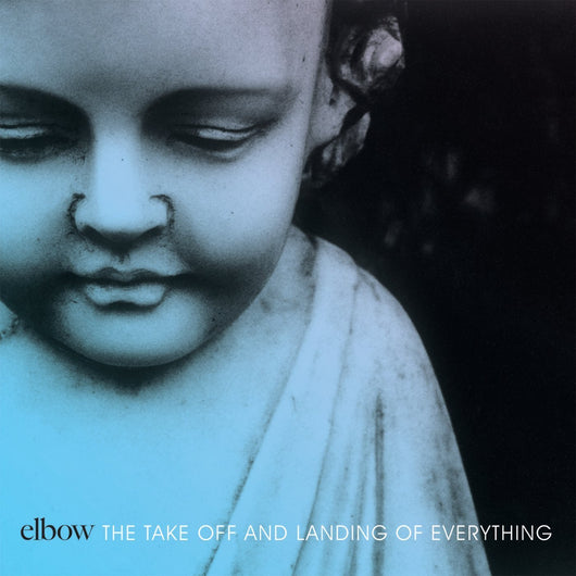 ELBOW The Take Off & Landing of Everything LP Vinyl 33RPM NEW