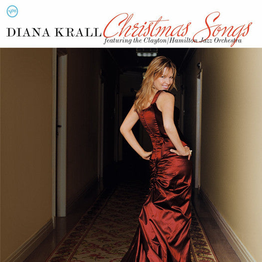 DIANA KRALL CHRISTMAS SONGS LP VINYL NEW (US) 33RPM