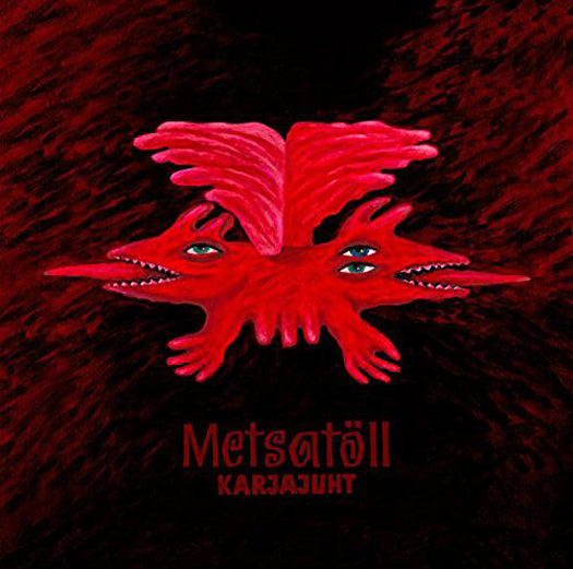 METSATOLL KARJAJUHT LP VINYL NEW (US) 33RPM