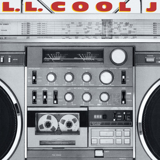 LL COOL J RADIO LP VINYL NEW (US) 33RPM