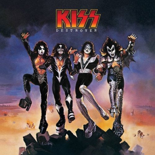KISS DESTROYER LP VINYL 33RPM NEW