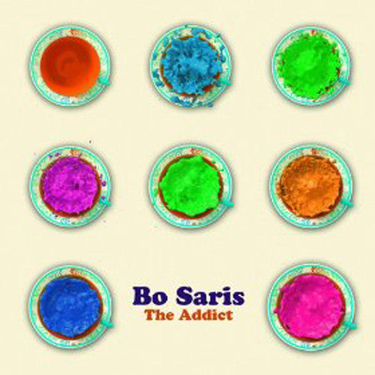 BO SARIS THE ADDICT 12 INCH VINYL SINGLE NEW 45RPM