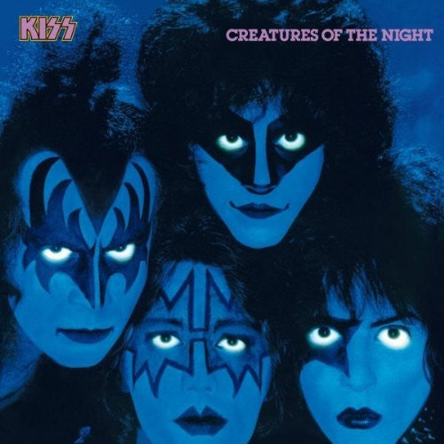 KISS CREATURES OF THE NIGHT LP VINYL 33RPM NEW