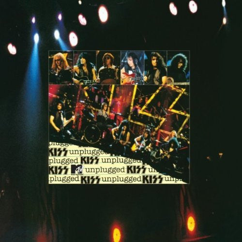 KISS MTV UNPLUGGED LP VINYL 33RPM NEW