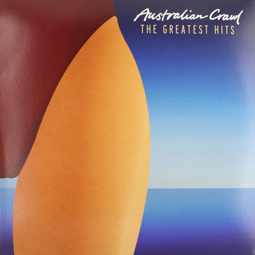 AUSTRALIAN CRAWL GREATEST HITS (AUS) LP VINYL NEW (US) 33RPM