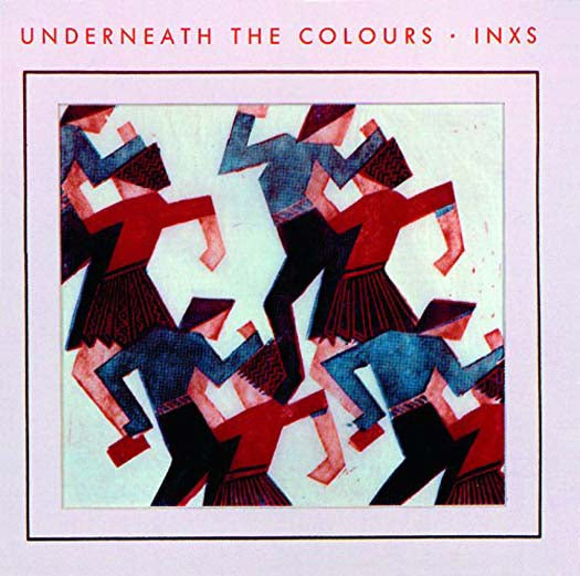 INXS Underneath The Colours LP Vinyl NEW