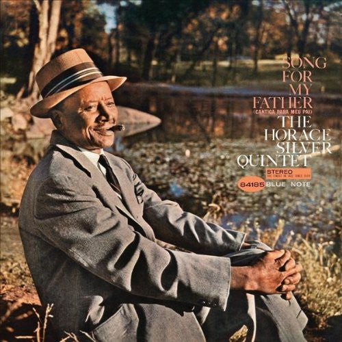HORACE SILVER QUINTET SONG FOR MY FATHER LP VINYL 33RPM NEW