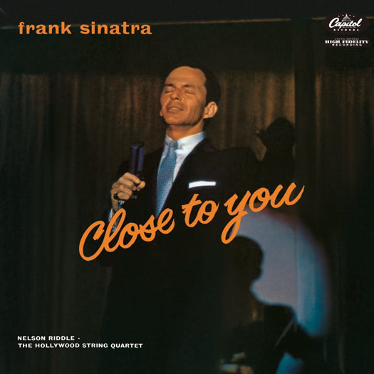 FRANK SINATRA Close To You LP Vinyl NEW