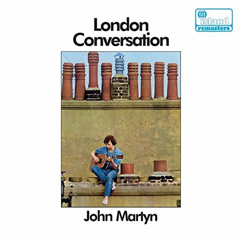 JOHN MARTYN LONDON CONVERSATION LP VINYL 33RPM NEW
