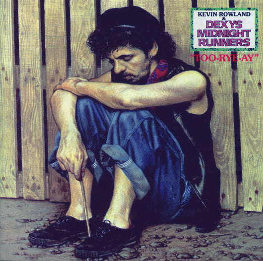 DEXYS MIDNIGHT RUNNERS KEVIN ROWLAND TOO RYE AY LP VINYL 33RPM NEW