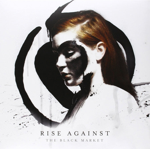 RISE AGAINST BLACK MARKET LP VINYL NEW (US) 33RPM