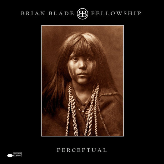 BRIAN BLADE FELLOWSHIP PERCEPTUAL DOUBLE LP VINYL NEW 33RPM 2014
