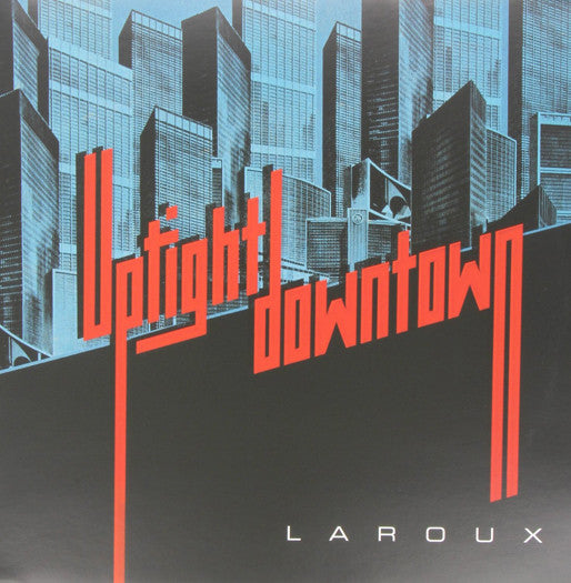 LA ROUX UPTIGHT DOWNTOWN LP VINYL NEW 2014 33RPM