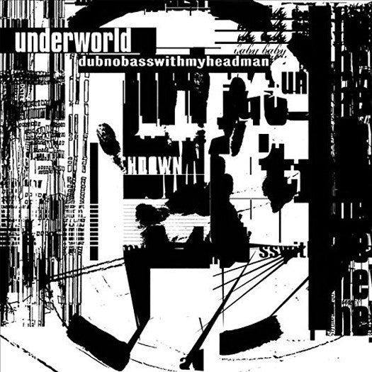 UNDERWORLD DUBNOBASSWITHMYHEADMAN LP VINYL NEW 2014 33RPM