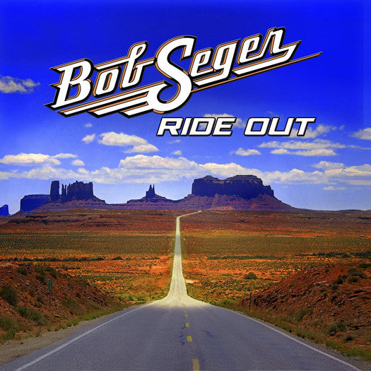 BOB SEGER RIDE OUT LP VINYL NEW (US) 33RPM