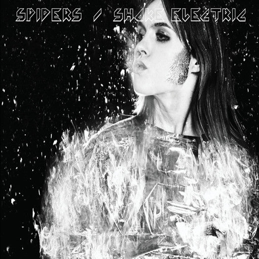 SPIDERS SHAKE ELECTRIC LP VINYL NEW 2014 33RPM
