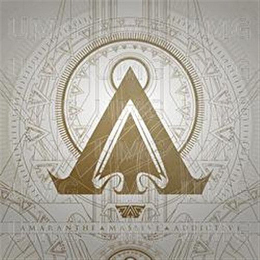 AMARANTHE MASSIVE ADDICTIVE LP VINYL NEW 33RPM