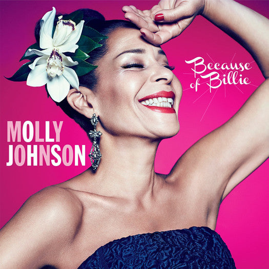 MOLLY JOHNSON BECAUSE OF BILLIE LP VINYL NEW (US) 33RPM