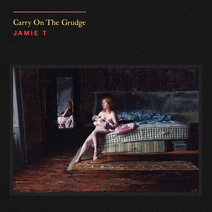 JAMIE T Carry On The Grudge 2014 LP Vinyl NEW
