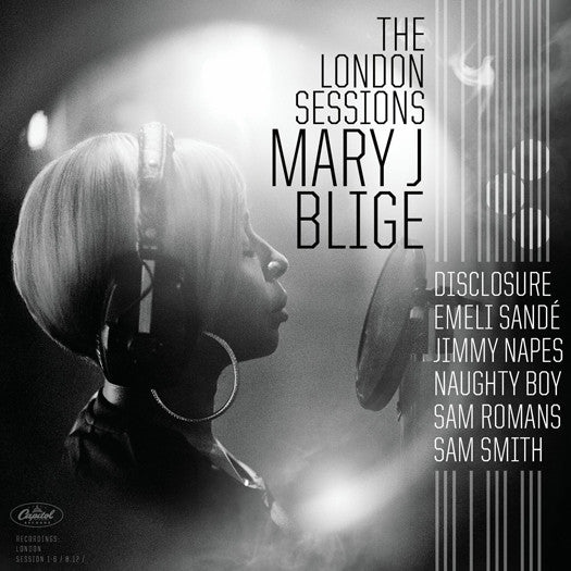 MARY J BLIGE The London Sessions LP Vinyl NEW