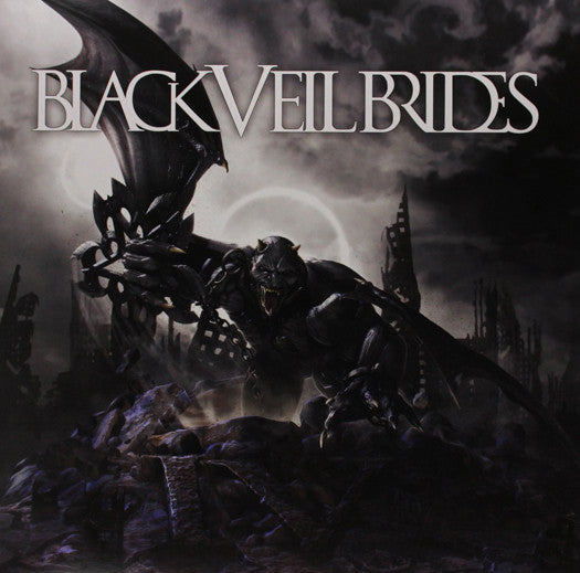 BLACK VEIL BRIDES Black Veil Brides LP Vinyl NEW