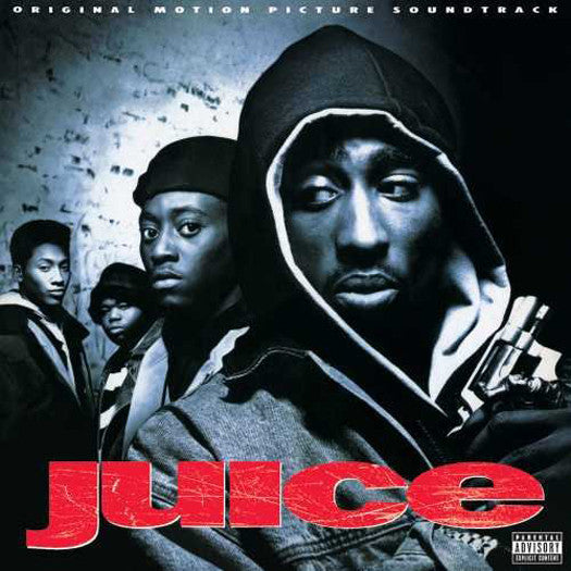 JUICE SOUNDTRACK LP VINYL NEW 33RPM 2015 EXPLICIT LYRICS