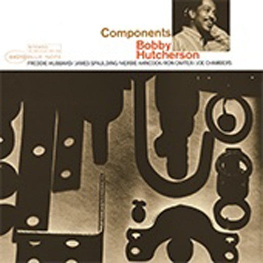 BOBBY HUTCHERSON COMPONENTS LP VINYL NEW 2015 180GM REISSUE REMASTER