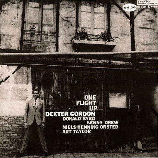 DEXTER GORDON ONE FLIGHT UP LP VINYL NEW REISSUE 33RPM