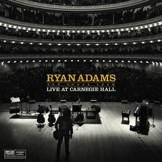 ADAMS RYAN TEN SONGS FROM LIVE AT CARNEGI LP VINYL NEW 33RPM
