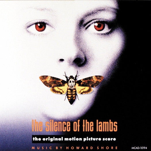 HOWARD SHORE SILENCE OF THE LAMBS SCORE O.S.T. LP VINYL NEW (US) 33RPM