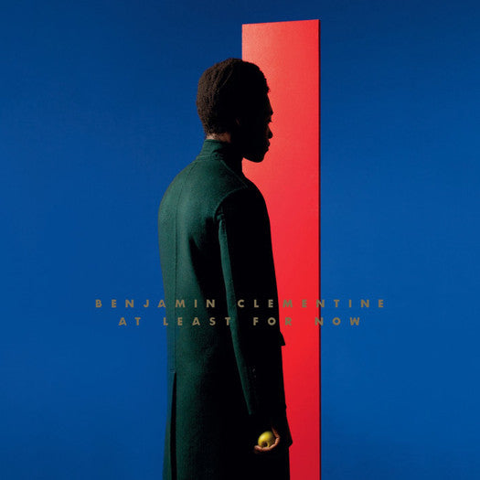 BENJAMIN CLEMENTINE AT LEAST FOR NOW LP VINYL NEW MERCURY MUSIC WINNER 2015