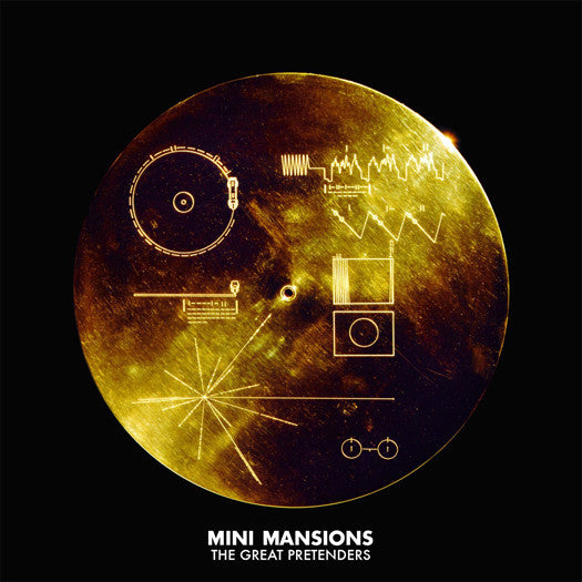 MINI MANSIONS The Great Pretenders LP Vinyl NEW 2015