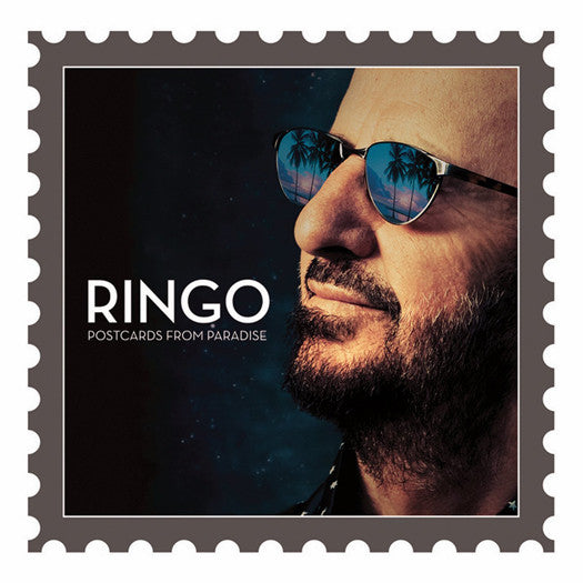 RINGO STARR POSTCARDS FROM PARADISE LP VINYL NEW (US) 33RPM