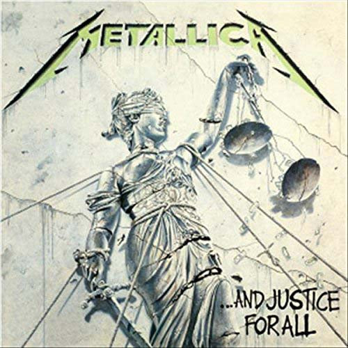 METALLICA And Justice For All LP Vinyl NEW 2018