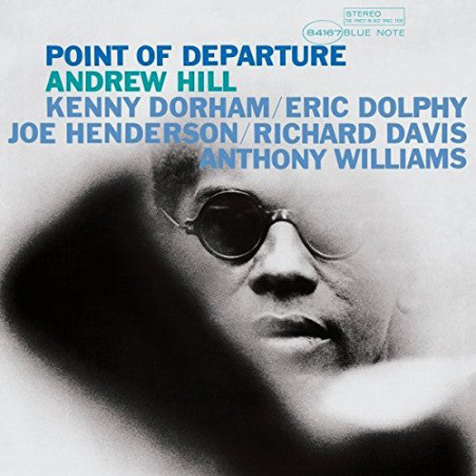 ANDREW HILL POINT OF DEPARTURE LP VINYL NEW 33RPM