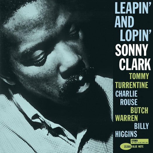 SONNY CLARK LEAPIN' AND LOPIN' LP VINYL NEW 33RPM