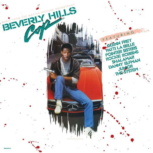 BEVERLY HILLS COP Soundtrack LP Vinyl NEW