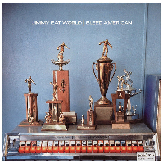 JIMMY EAT WORLD BLEED AMERICAN LP VINYL NEW 33RPM