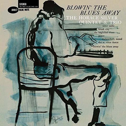 HORACE SILVER Quintet Horace Silver Trio Blowin The Blues Away Vinyl NEW