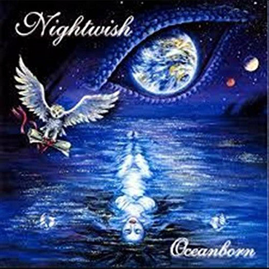 NIGHTWISH OCEANBORN DOUBLE LP VINYL NEW 33RPM