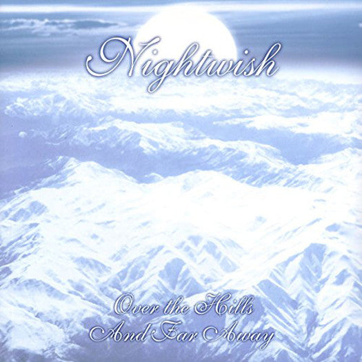 NIGHTWISH OVER THE HILLS AND FAR AWAY DOUBLE LP VINYL NEW 33RPM