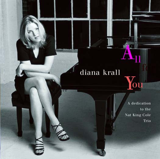 DIANA KRALL All for You 2LP Vinyl NEW