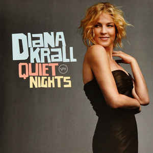 Diana Krall - Quiet Nights Vinyl LP 2016