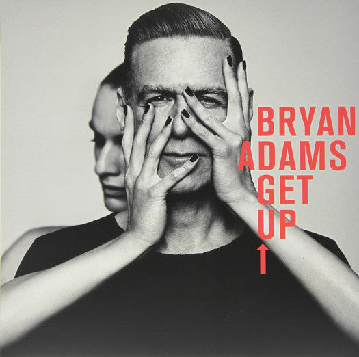BRYAN ADAMS GET UP LP Vinyl NEW