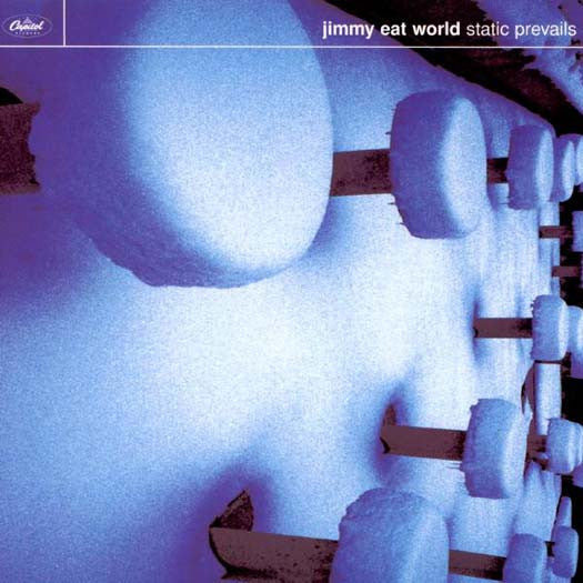 JIMMY EAT WORLD Static Prevails LP Vinyl NEW
