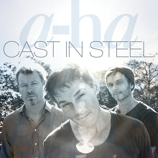 A-HA CAST IN STEEL LP VINYL NEW 33RPM