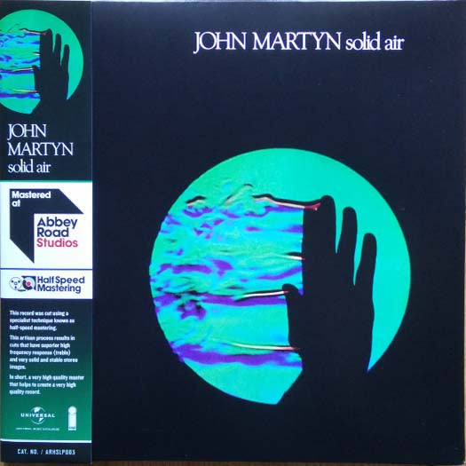 JOHN MARTYN Solid Air HALF SPEED LP Vinyl NEW