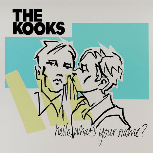 THE KOOKS Hello What's Your Name? 2LP Vinyl NEW