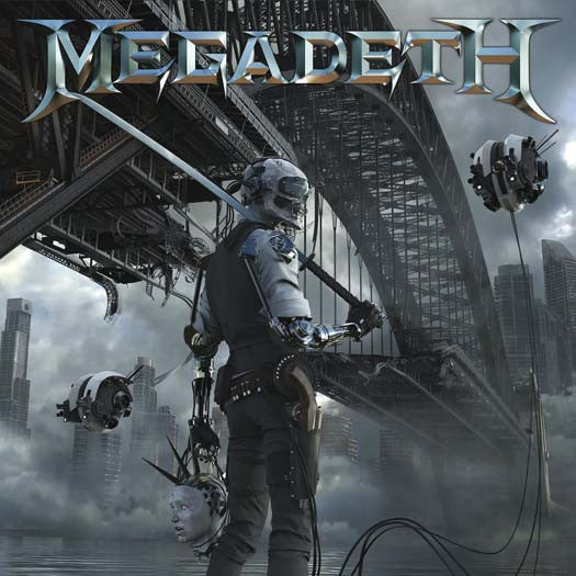 MEGADEATH DYSTOPIA LP VINYL 33RPM NEW