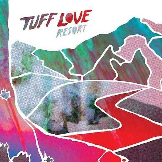 TUFF LOVE RESORT LP NEW 33RPM